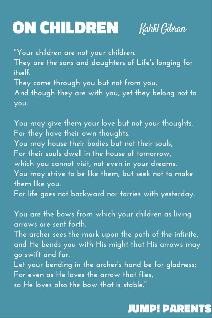 Love Your Children Quotes Letting Go